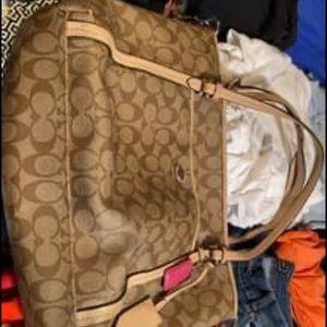 Coach bigger purse